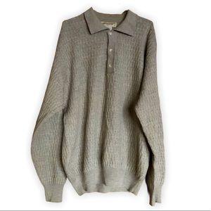 PRONTO-UOMO FIRENZE Italian Wool Sweater